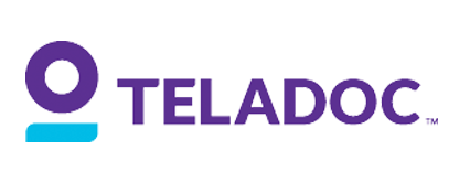 Teladoc provides 24/7/365 access to doctors by voice and video.